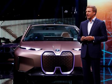 BMW ready for any ban on fossil fuel-burning cars from 2030, CEO says 15