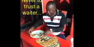 Waiters can be,.... deceitful. 1