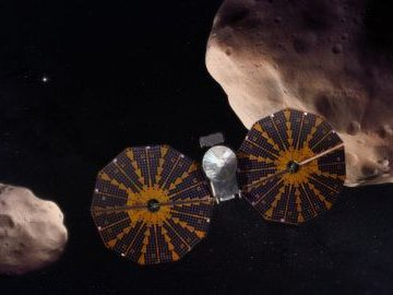 NASA's Lucy mission blasts off to unlock mysteries of the solar system 14