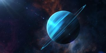 Something unexpected and special is happening to Uranus this week 15