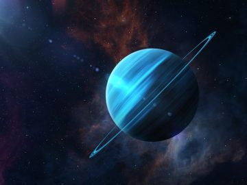Something unexpected and special is happening to Uranus this week 1